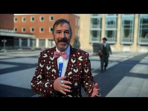 Auf den Spuren von Jacques Offenbach in Köln: Kleiner Offenbachplatz