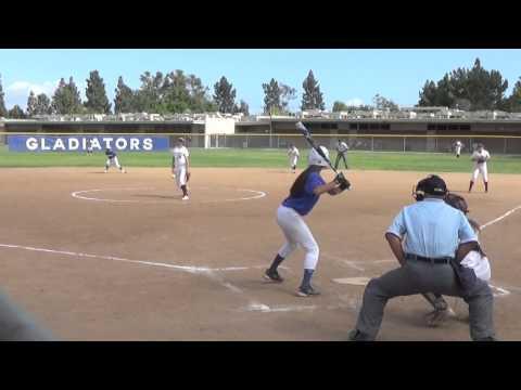 CIF High School Softball: Gahr vs. Fontana