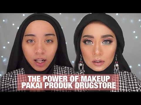Tutorial Makeup Pesta | MAC, LA GIRL, ELSHESKIN, dll | The Power Of Makeup