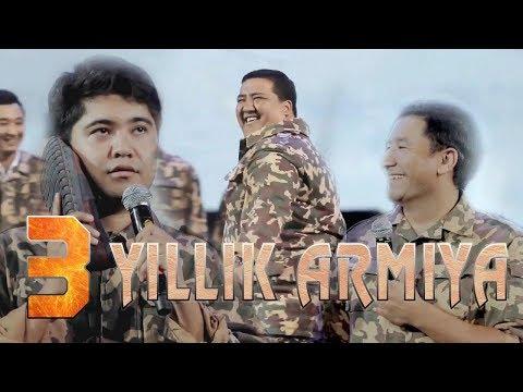 Bravo Jamoas - 3 Yillik Armiya