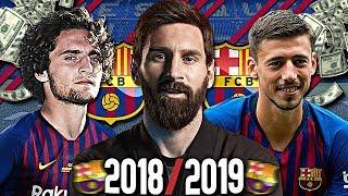 LE FUTUR FC BARCELONE 2018/2019 ?! 🤔
