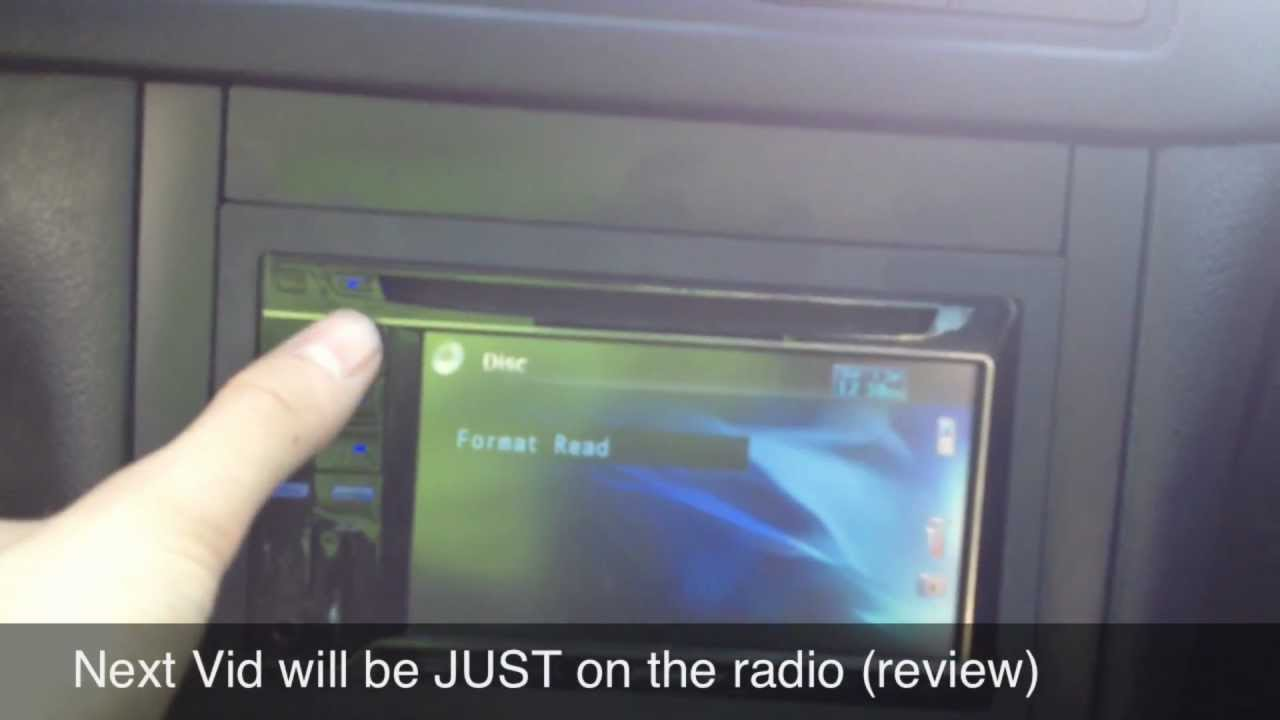Vw Golf Stereo Wiring Diagram Bt Telephone Sockets How To Install Double Din Radio Mk4 Jetta, Gti, - Youtube