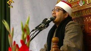 Latest 2013 Surah Najm&Fajr- Sheikh Mahmood Shahat Anwar