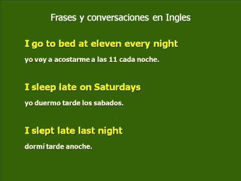 Frases y modismos en ingles 2 aprender ingles youtube for En ingles frases