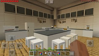 REAL LIFE FURNITURE MOD in Minecraft PE screenshot 4
