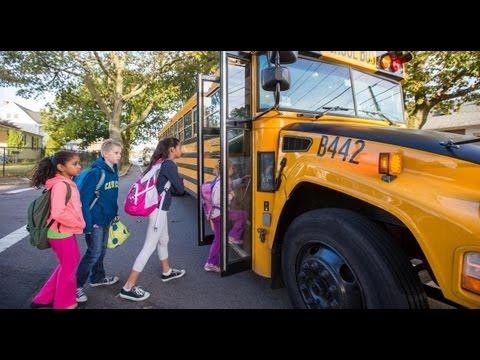 Parents scramble due to Boston school bus driver strike