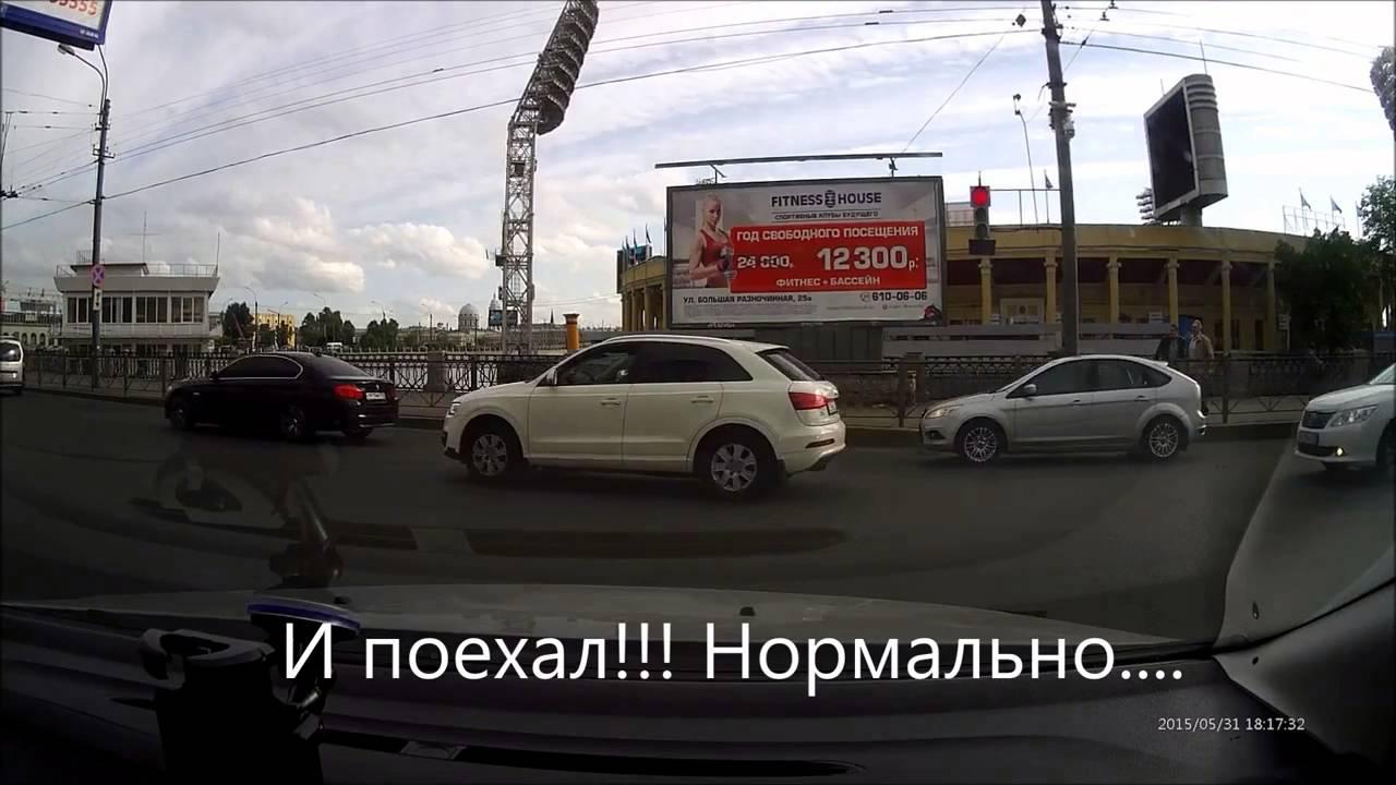 Подборка аварий и ДТП (Январь 2016)