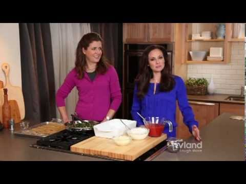 EatingWell On TV Land's Best Night In - Mom's Lasagna