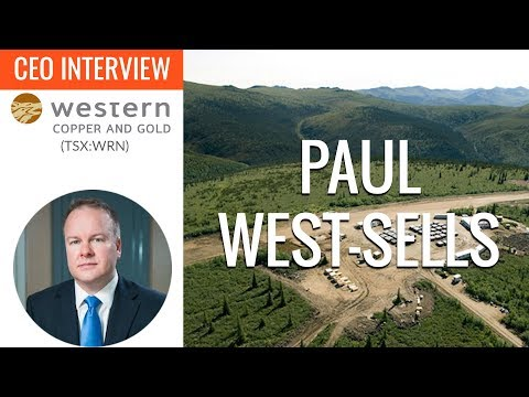 Western Copper and Gold Corporation | Large Casino Deposit in Yukon