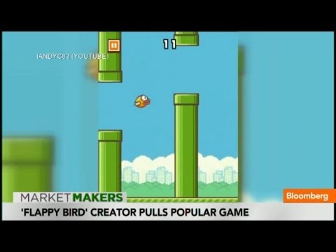 Why Did 'Flappy Bird' Maker Pull the Popular Game?