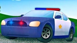 Машинки для детей: Пожарная, полицейская и другие машины