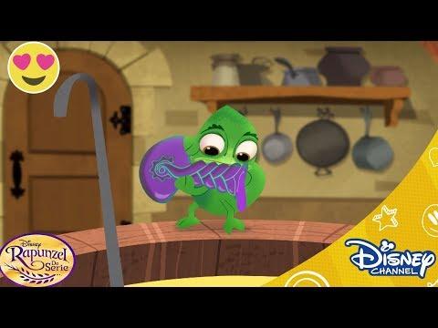 Rapunzel: De serie   Het toverdrankje   Disney Channel NL