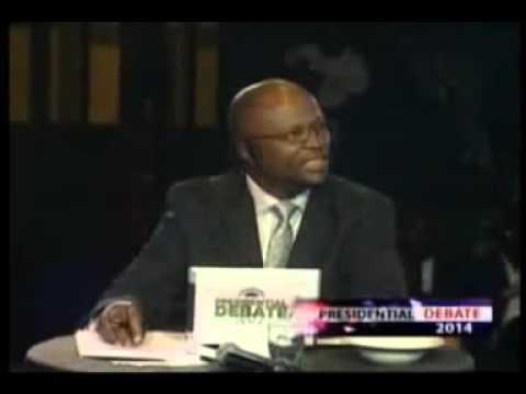 Malawi Presidential Debate 2014