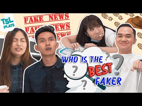 TSL Plays: Who Is The Best Faker? (ACE VS ACE 王牌对王牌)