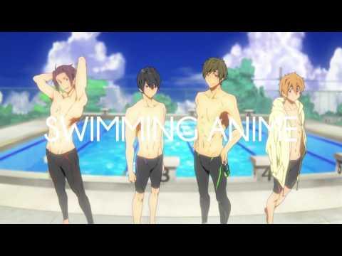 Free dating sim swimming anime list