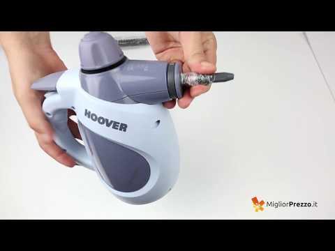 Pistola a vapore HOOVER SSNH1000 - Video recensione di MigliorPrezzo.it