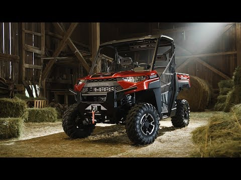 2018 RANGER XP® 1000 – Overview | Polaris Off-Road Vehicles