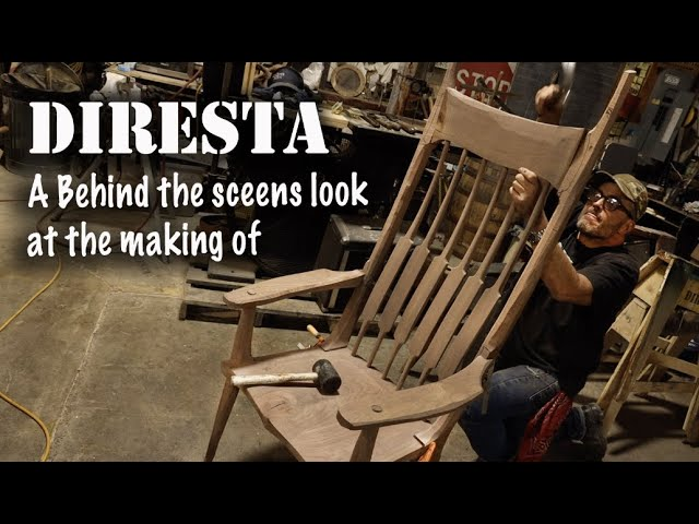 Diresta The Making Of The Rocking Chair Youtube