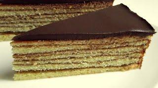 Baumkuchen Rezept – German Baumkuchen cake recipe