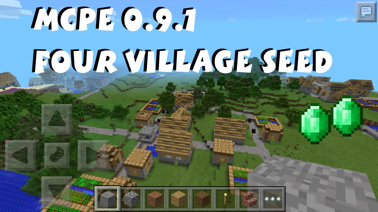 How To Build Houses In Minecraft Pocket Edition
