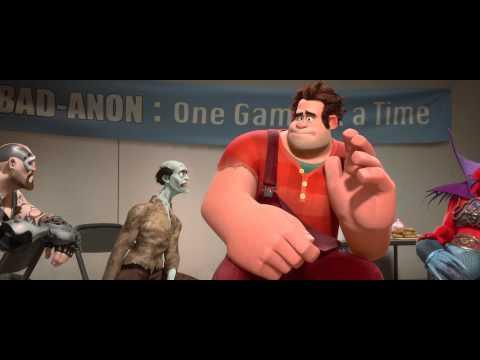 Wreck-it Ralph Official Officiële Teaser Trailer | Walt Disney | HD 1080p Nederlands Gesproken