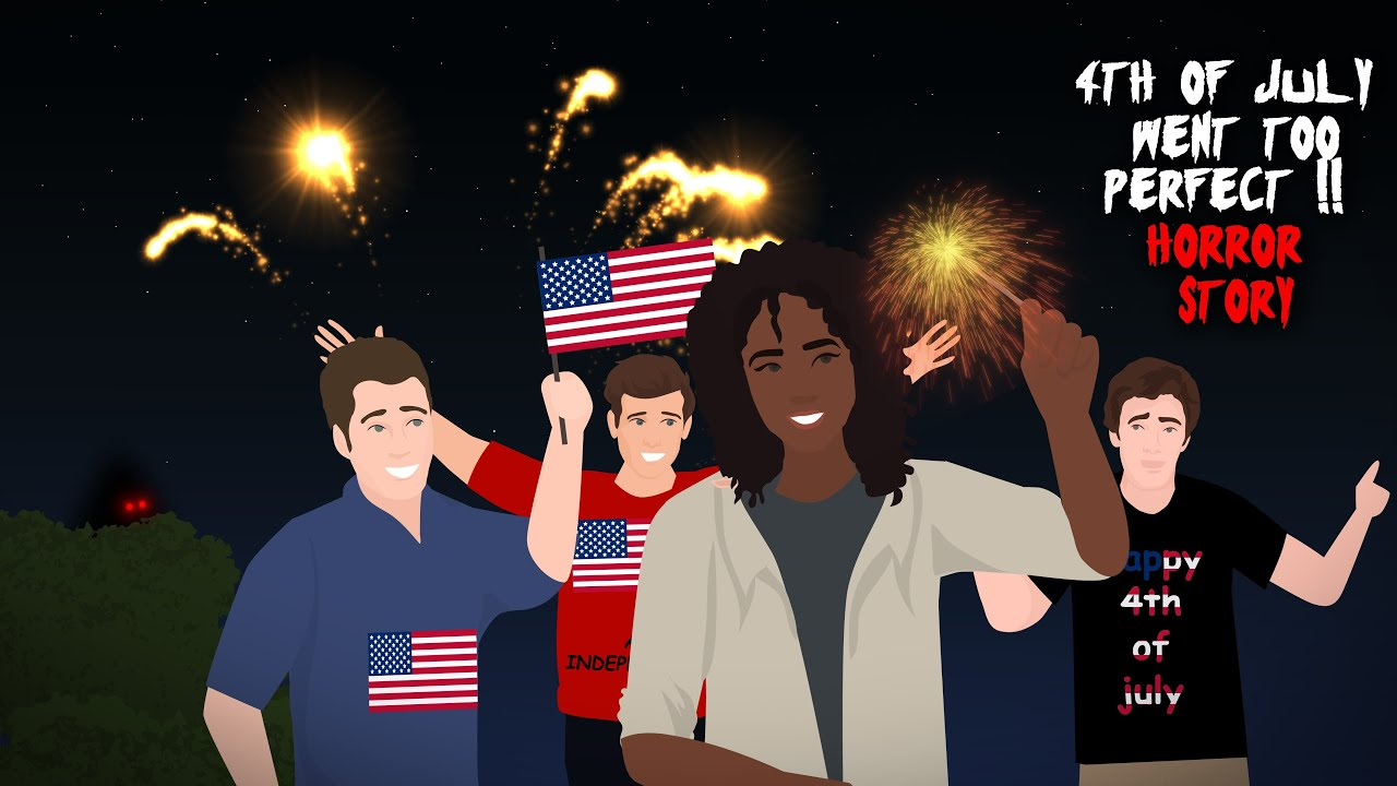 4th of July Went Too Perfect !! Horror Story Animated