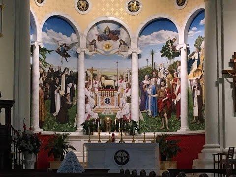 Exhibiting Proper Respect for Blessed Sacrament