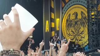 A Day To Remember - Download Madrid