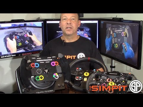 Thrustmaster TS-PC Racer Force Feedback Wheel Review