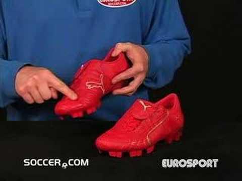 28fc91134 Puma v-Konstrukt II GCi Firm Ground soccer shoes - YouTube
