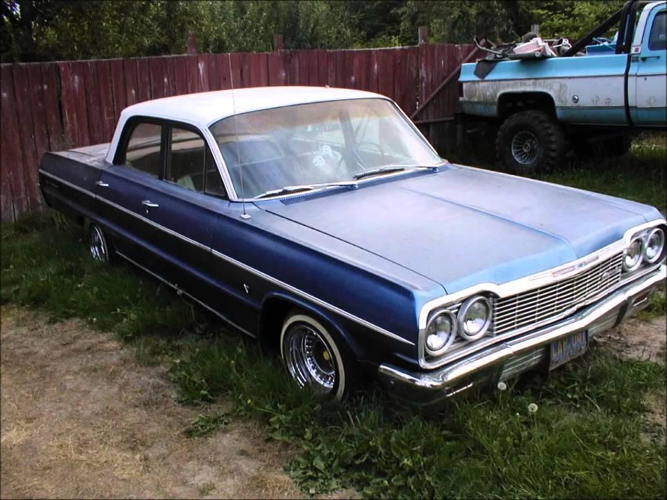 1964 Chevy Bel Air And 1966 Impala Restoration Joe Maddox Oregon