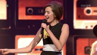"The Voice of Poland V - Agnieszka Twardowska - ""Strong Enough"" - LIVE 2"