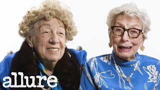 100-Year-Olds Give Style Advice   Allure