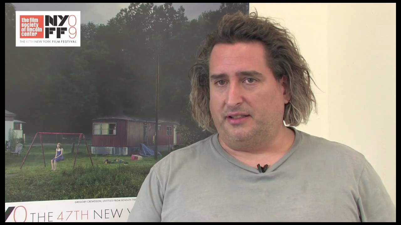 Photographer Gregory Crewdson Shares an Image for the 47th New York Film Festival Poster