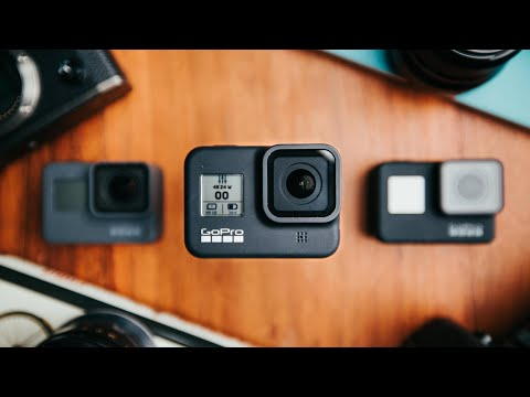 GoPro Hero 8 Review - Even Better Stabilization? Really???