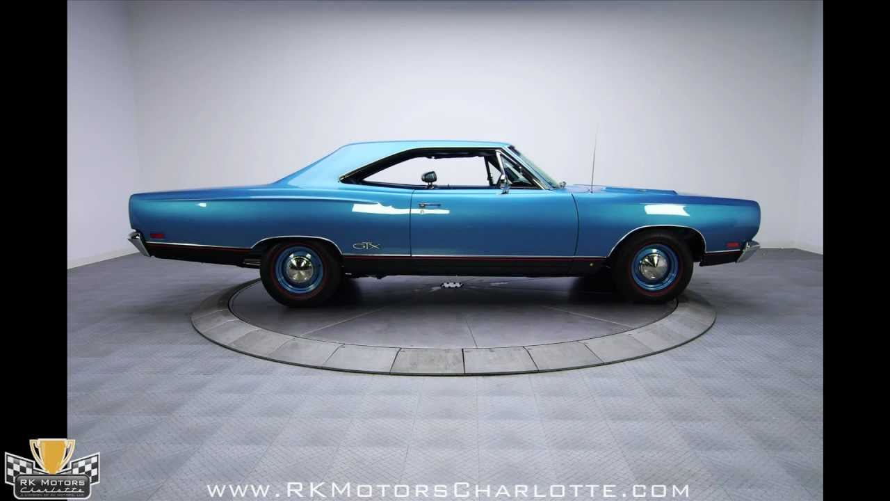 132478 1969 plymouth gtx youtube. Black Bedroom Furniture Sets. Home Design Ideas
