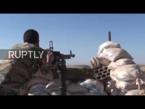 Syria: Govt. forces retake Maardis from Nusra in Hama Governorate