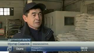 В Алматинской области по программе «Еңбек» выдано кредитов на 2 млрд тенге