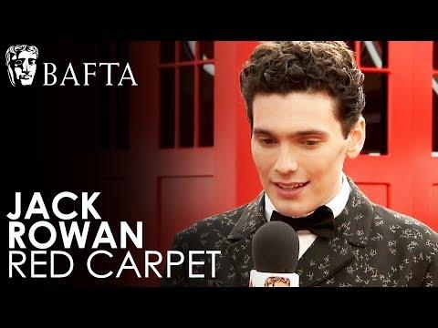 Jack Rowan on His Leading Actor Nomination | BAFTA TV Awards 2018