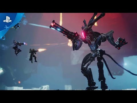 شاهد عرض تقييمات لعبة Destiny 2