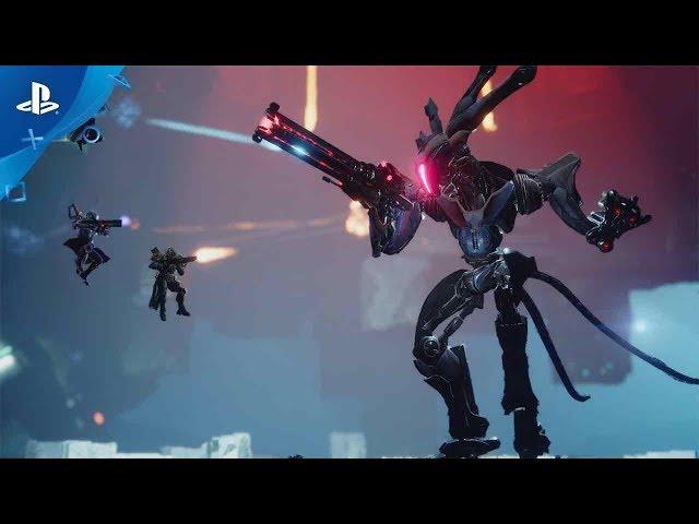 Destiny 2 - Accolades Trailer | PS4