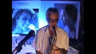 IL SILENZIO  (di Nini Rosso - Brezza 1964) al sax Celestino dj live
