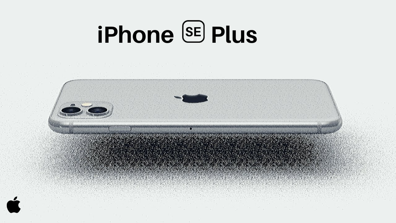 iPhone SE Plus 2021 (Trailer) - YouTube