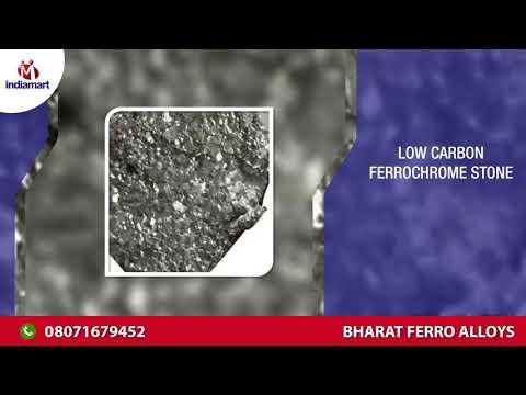 Ferrochrome Stone And Ferro Manganese Wholesale Trader