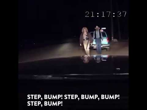 STEP BUMP STEP BUMP BUMP  DON'T: Drink and drive