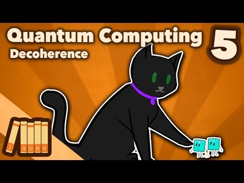 Quantum Computing - Decoherence - Extra History - #5
