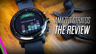 Amazfit Stratos - The Review