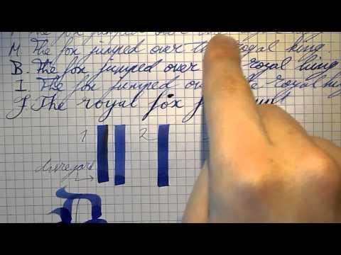 Inkcyclopedia Pelikan Königsblau