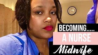 Midwife In The Making - 1st Term Update