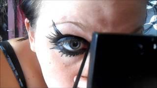 Andy Sixx old makeup tutorial